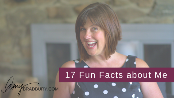 17 Fun Facts about Me